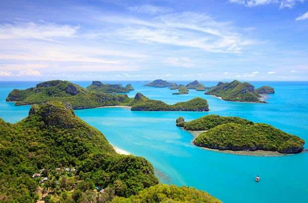 The Gulf of Thailand