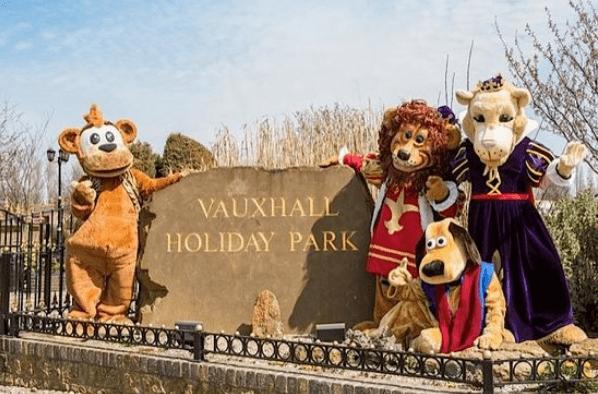great yarmouth vauxhall holiday park