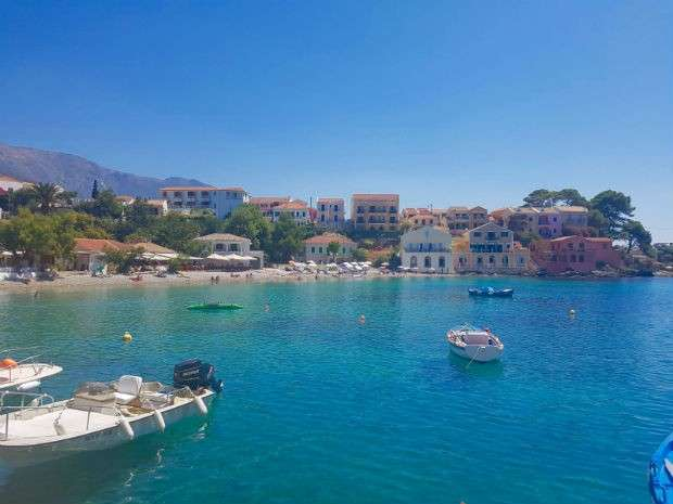 Picturesque village of Asos Kefalonia Review