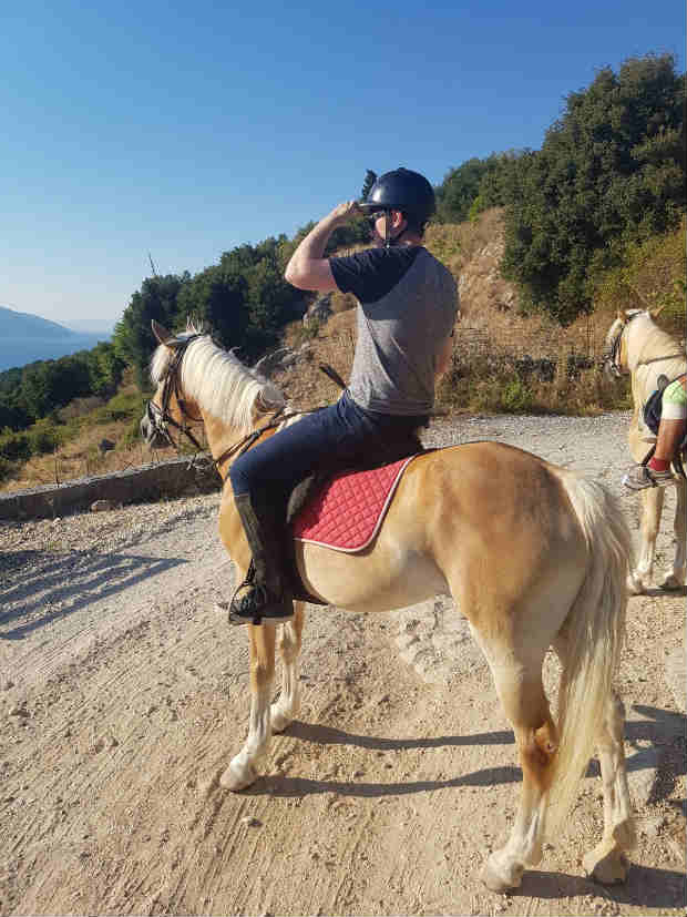 barvarian Horse Ride