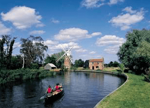 The Broads – Britain's largest protected wetland