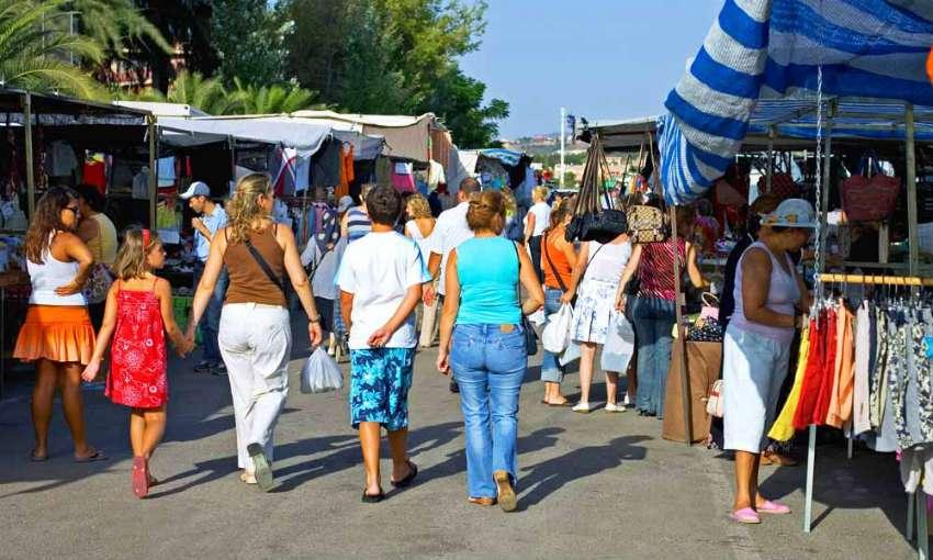 Puerto Banus Saturday Street Market