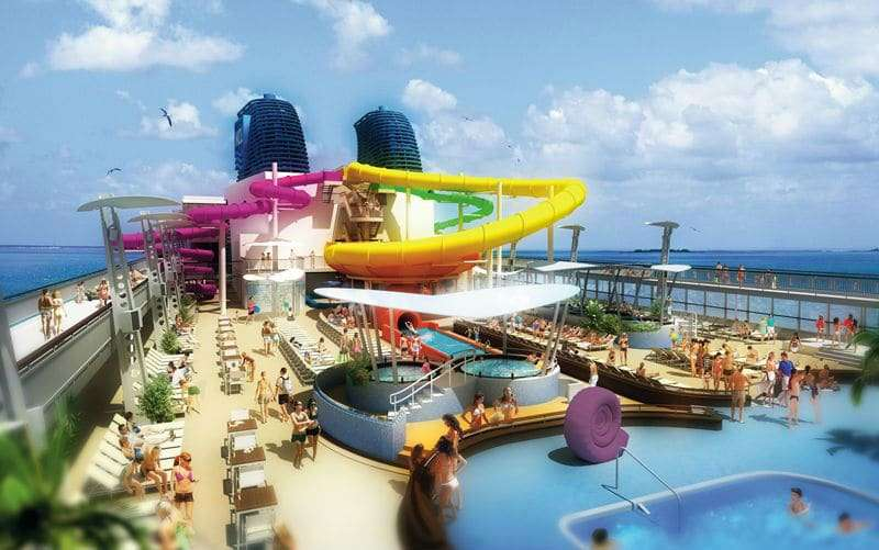 about Norwegian Epic