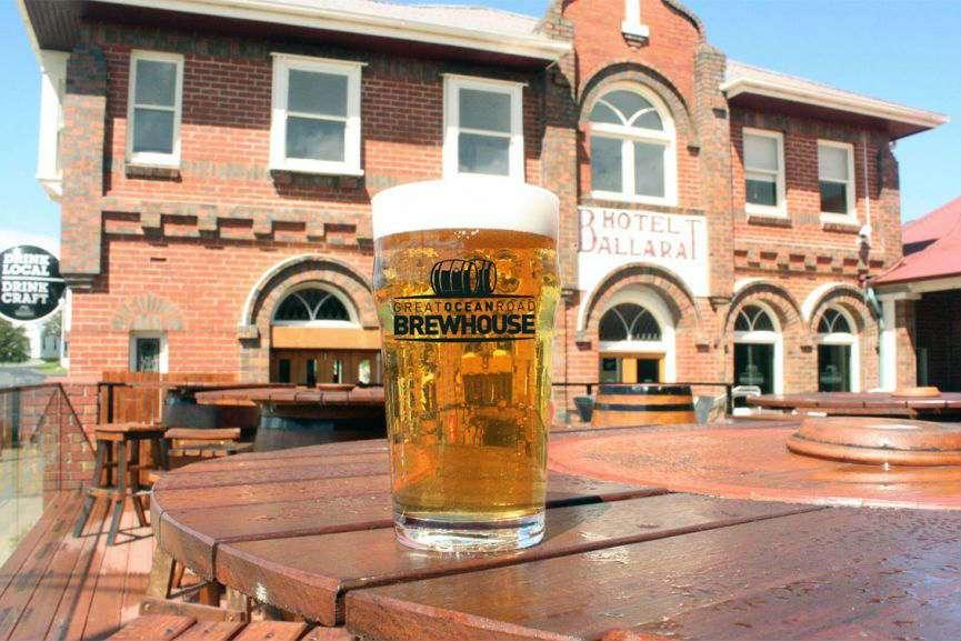 Great Ocean Road Brewhouse australia