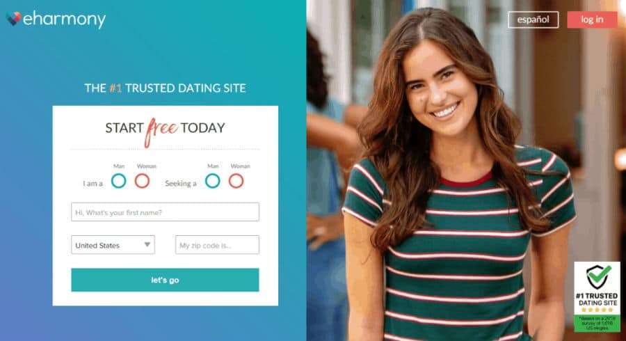 how to use eharmony dating app