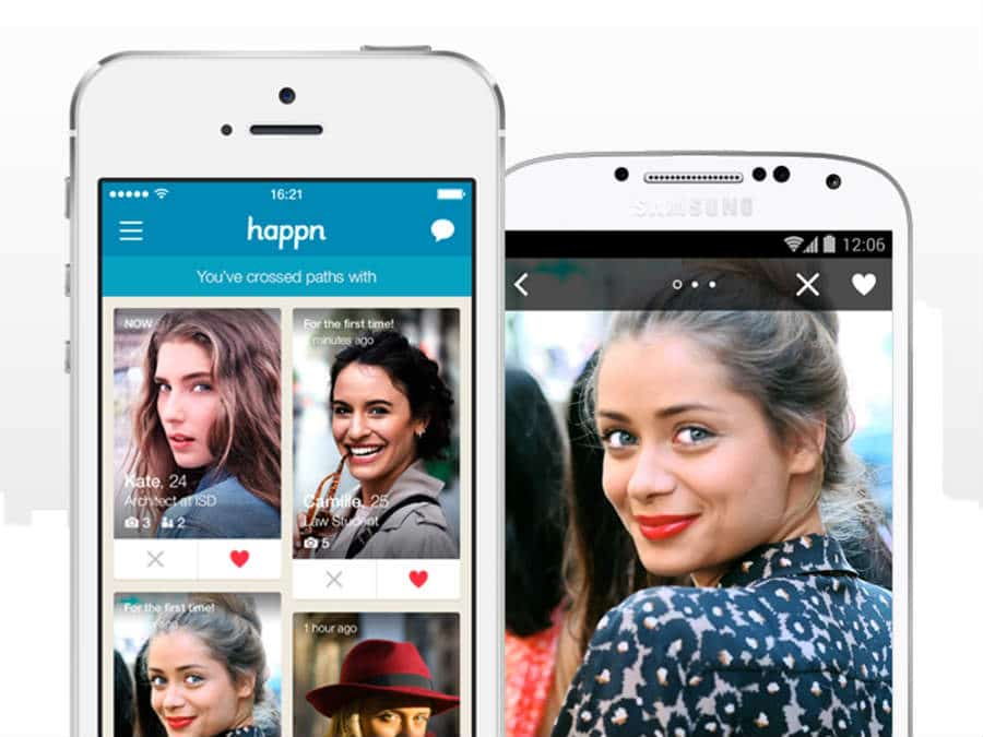 How to use happen dating app