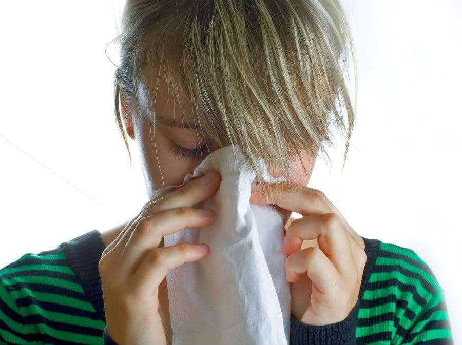 How to prevent catching a cold