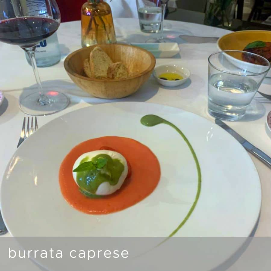 london italian restaurant chiswick