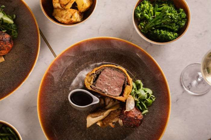 roast dinners greater manchester
