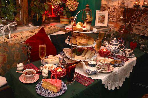 Tea Rooms Manchester