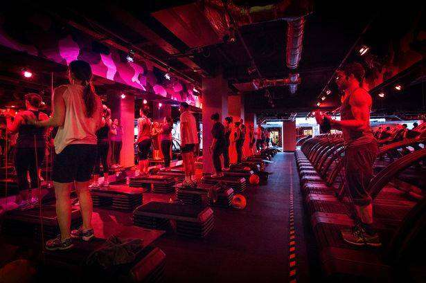 health clubs in manchester
