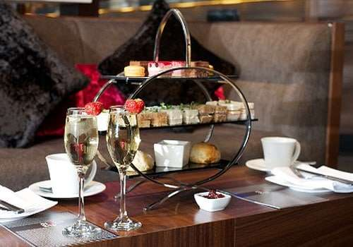 Best tea rooms manchester