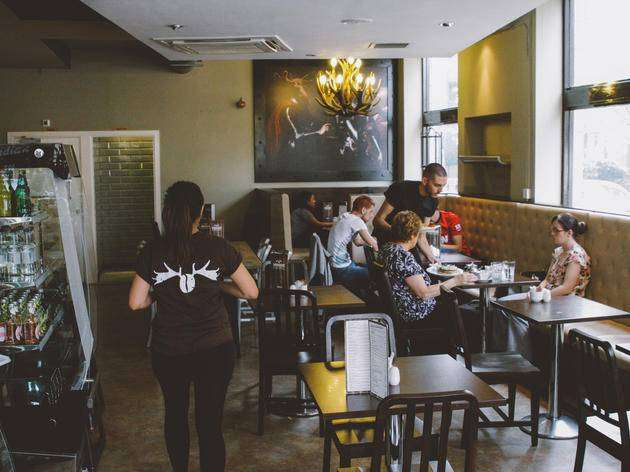 manchester cafes northern quarter