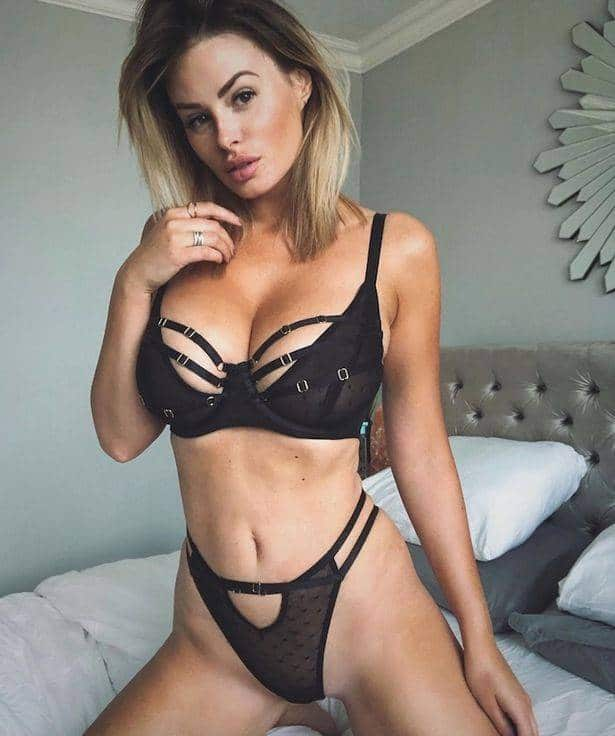 Rhian Sugden sexting scandal