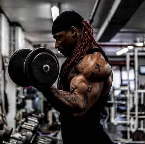 chris aka dream fitness trainer