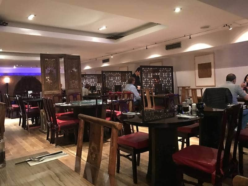 chinese restaurants in manchester
