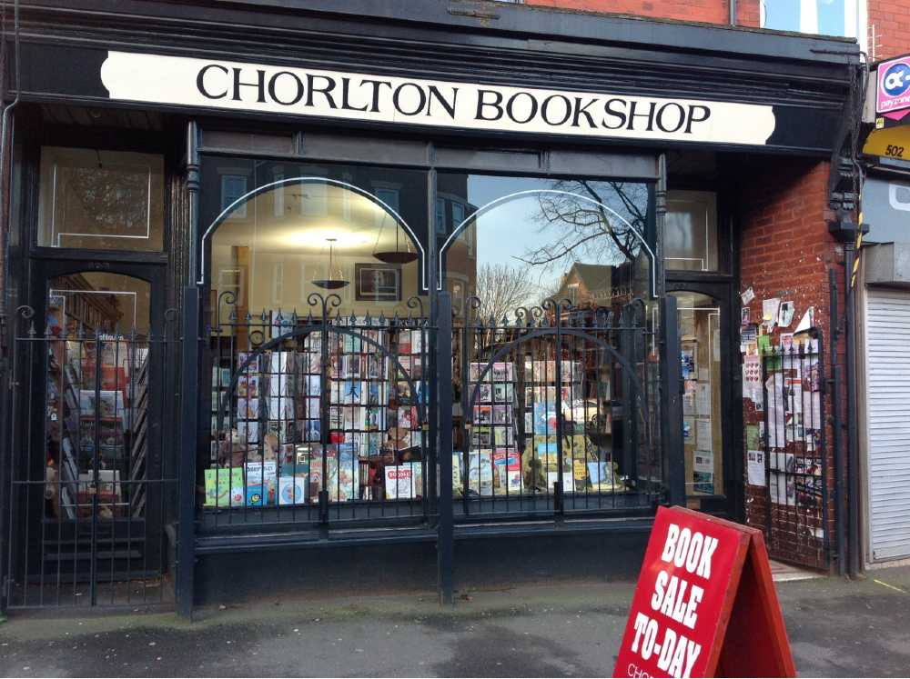 book shops manchester