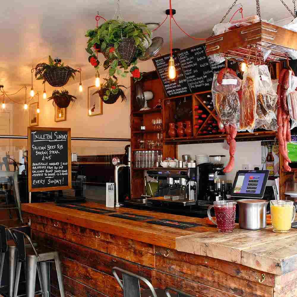 restaurants in ramsbottom
