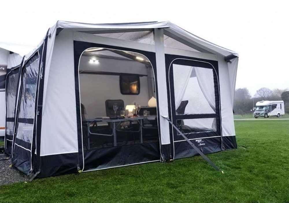 inflatable caravan awning
