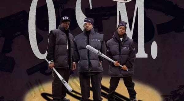 o.s.m rap band