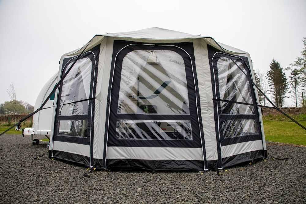 caravan awning makes