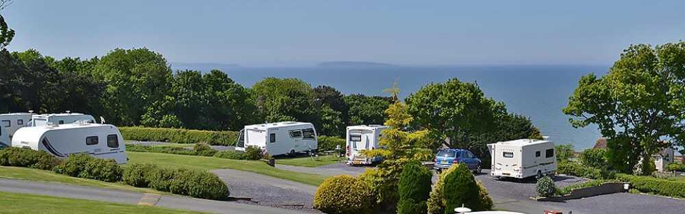 best campsites in wales