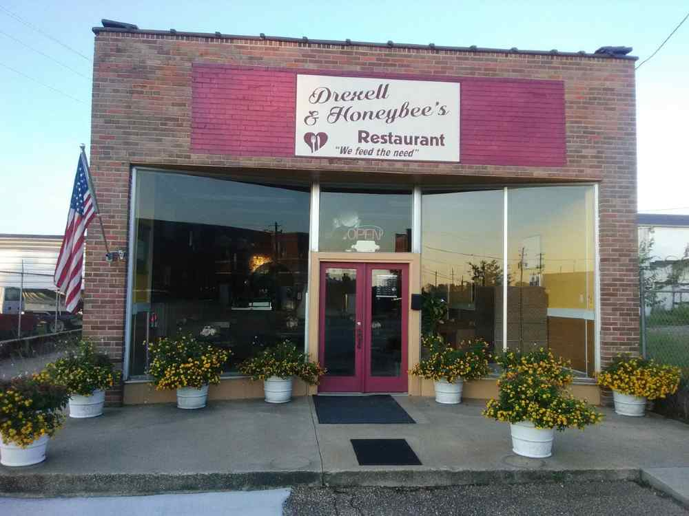 Drexell and Honeybee's Restaurant usa