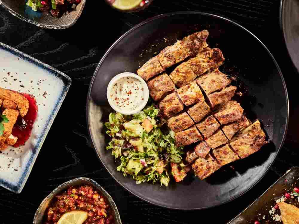 turkish restaurant london