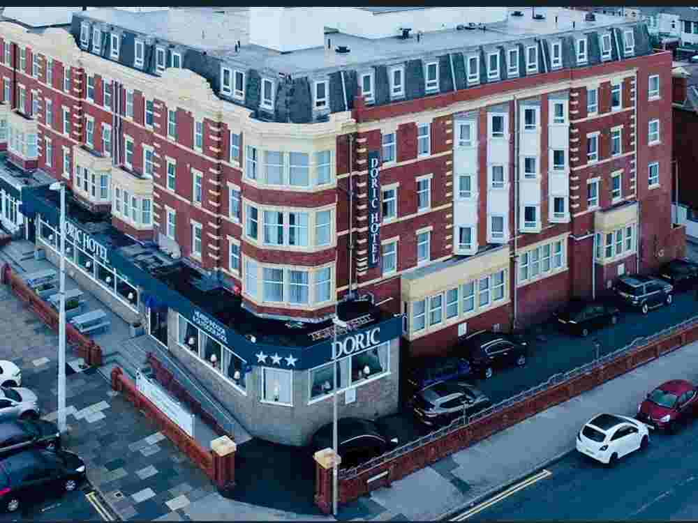 Best Seafront Hotels in Blackpool