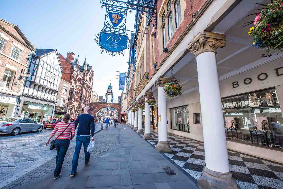 staycations chester