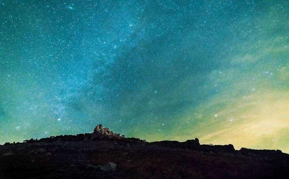 stargazing spots in UK